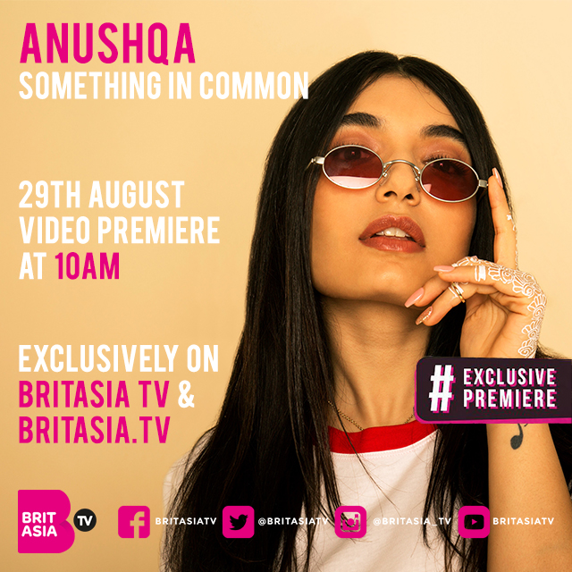 VIRGIN EMI AND UNIVERSAL INDIA JOIN FORCES TO LAUNCH ANUSHQA'S DEBUT SINGLE 'SOMETHING IN COMMON'