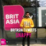 BRITASIA TV MEETS SNAPPY