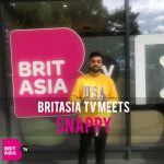 BRITASIA TV MEETS SNAPPY
