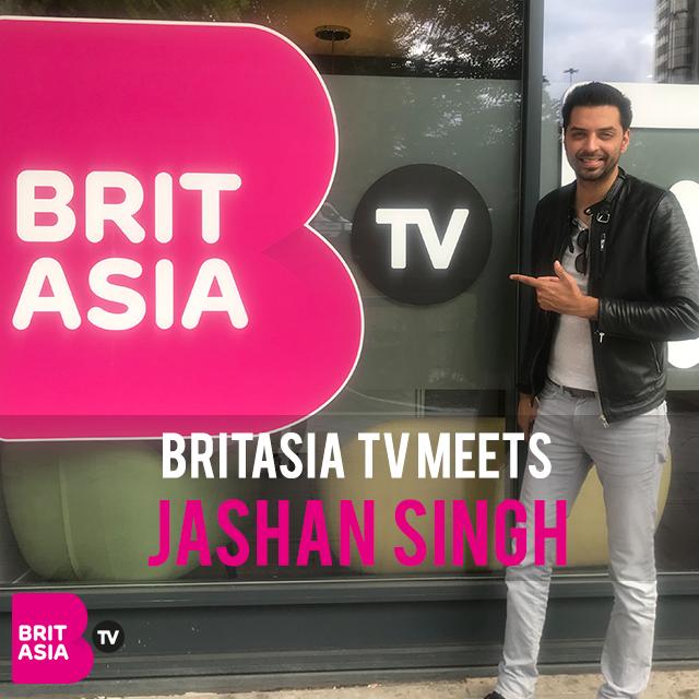 BRITASIA TV MEETS JASHAN SINGH