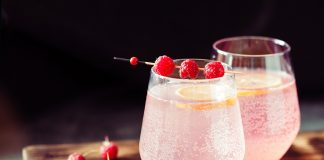 FLAVOURED GINS TO TRY