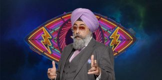 COMEDIAN HARDEEP SINGH KOHLI ENTERS THE CBB HOUSE