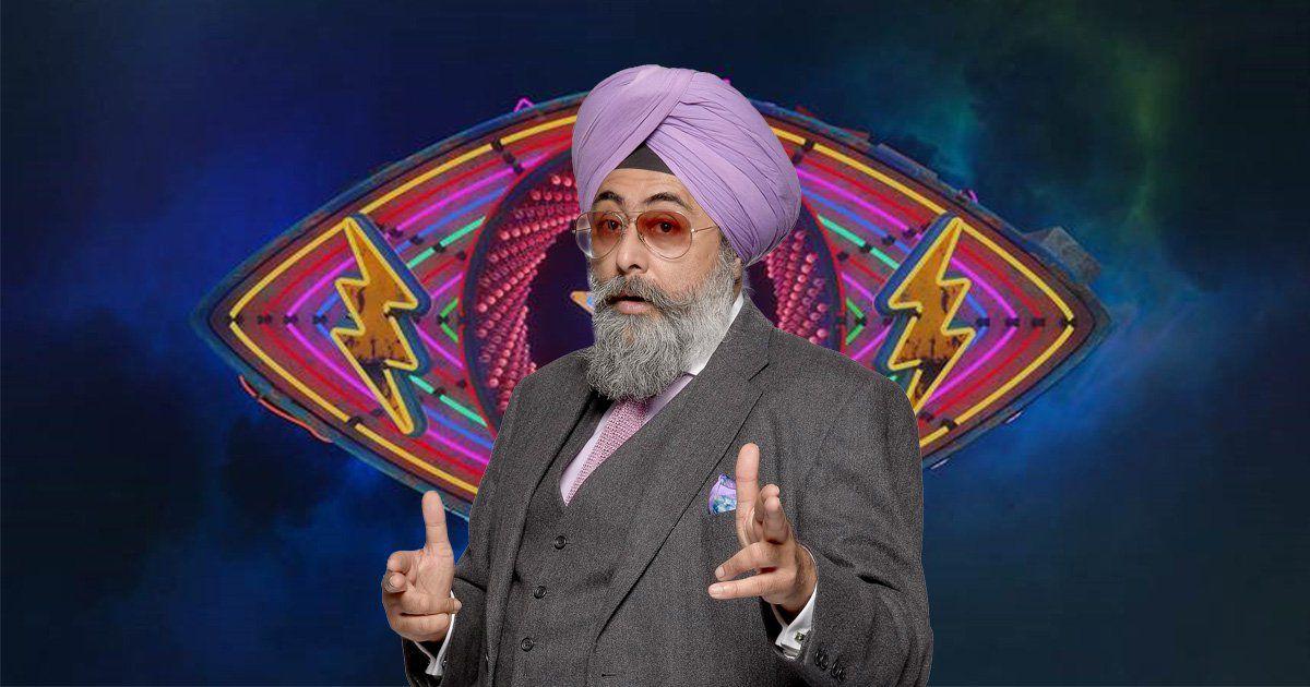 Hardeep Singh Kohli enters the Big Brother