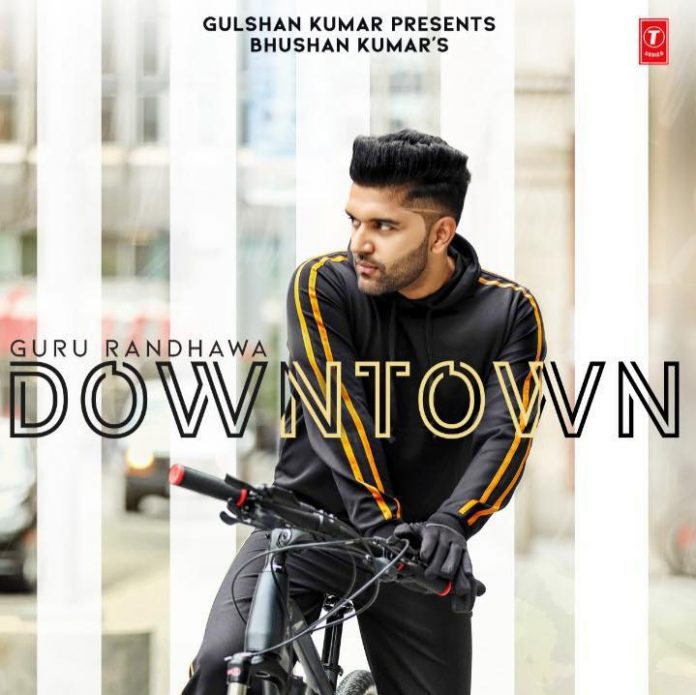 GURU RANDHAWA SHARES POSTER FOR HIS UPCOMING TRACK