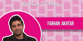 BRITASIA TV MEETS FARHAN AKHTAR