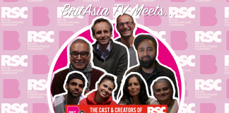 BRITASIA TV MEETS...THE CAST AND CREATORS OF TARTUFFE