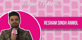 BRITASIA TV MEETS RESHAM SINGH ANMOL