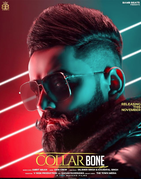 AMRIT MAAN TO RELEASE NEW MUSIC IN TIME FOR DIWALI