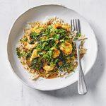 Cod & Prawn Sambal Curry