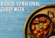 A GUIDE TO NATIONAL CURRY WEEK