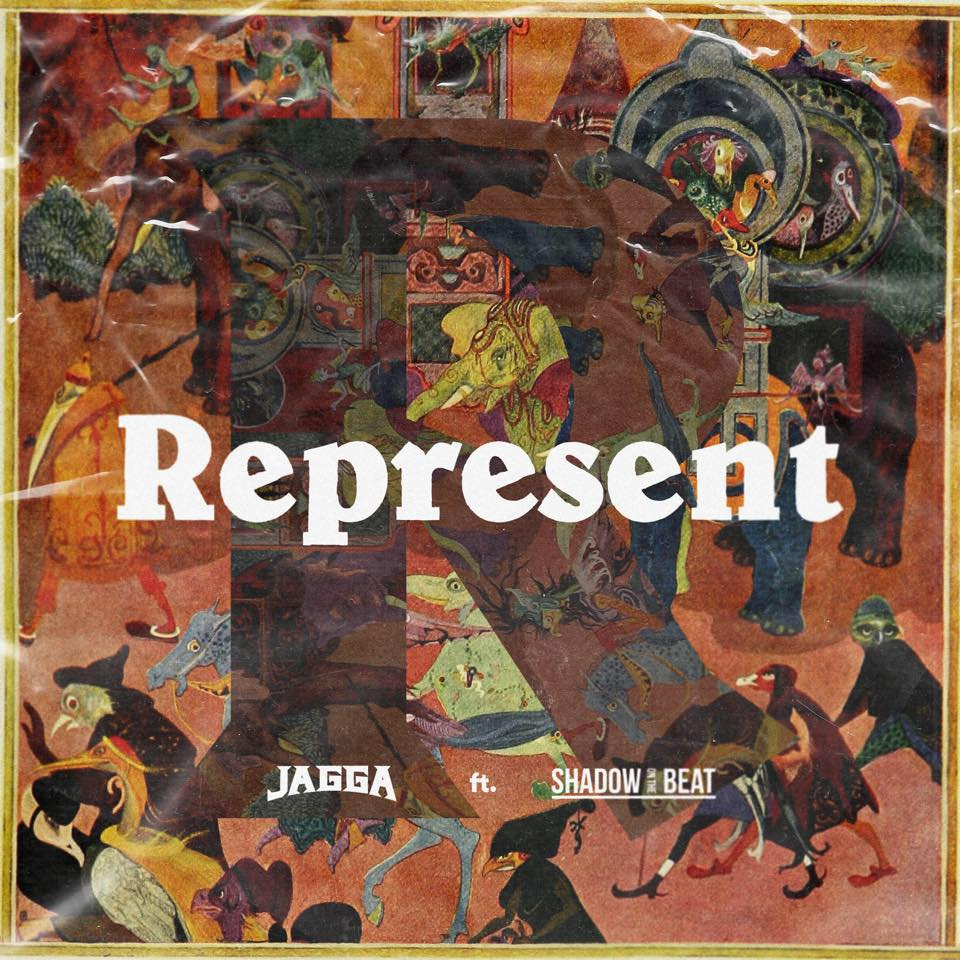 NEW RELEASE: JAGGA – REPRESENT