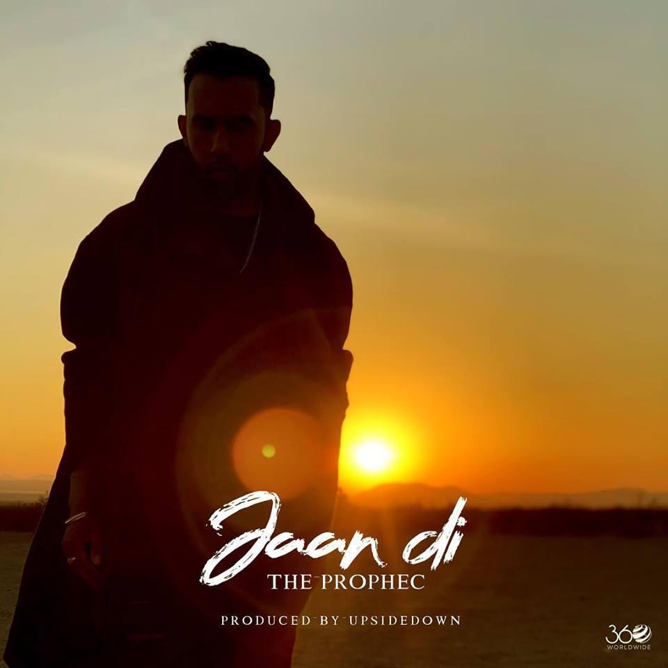 NEW RELEASE: THE PROPHEC – JAAN DI