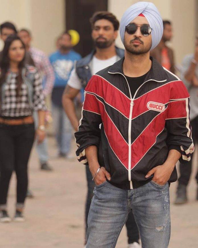 DILJIT DOSANJH SET TO DROP HIS ALBUM 'ROAR'