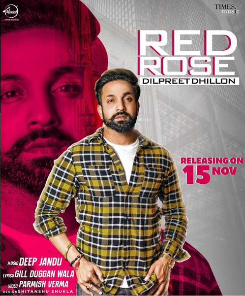 NEW RELEASE: DILPREET DHILLON – RED ROSE