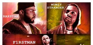 NEW RELEASE: F1RSTMAN FT. H-DHAMI, MUMZY STRANGER, RAXSTAR & JUGGY D - DANCE