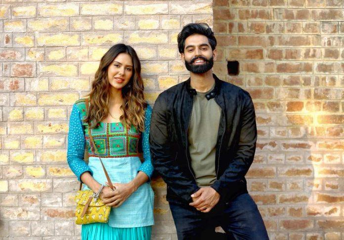 PARMISH VERMA AND SONAM BAJWA TO STAR IN 'SINGHAM'