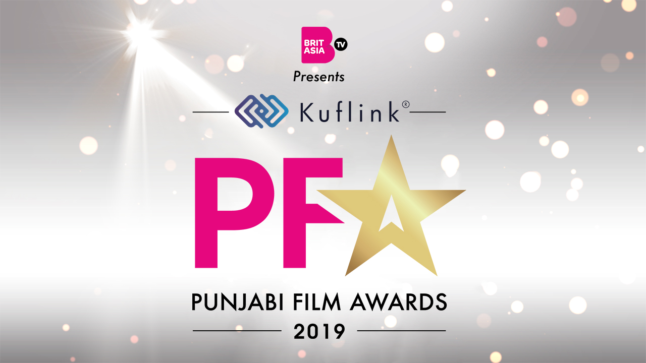 KUFLINK ANNOUNCED AS TITLE SPONSER FOR BRITASIA TV'S PUNJABI FILM AWARDS 2019