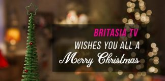 BRITASIA TV CHRISTMAS MESSAGE