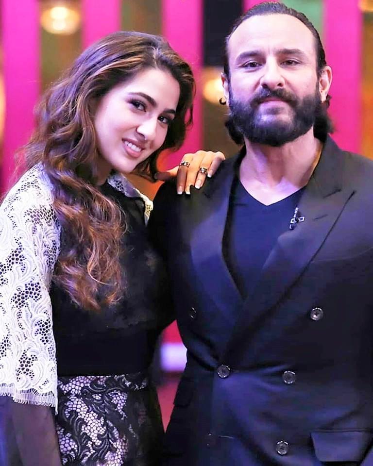 SARA AND SAIF ALI KHAN TO STAR IN 'LOVE AAJ KAL 2'