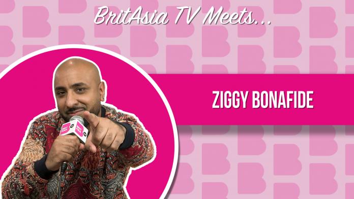 BRITASIA TV MEETS ZIGGY BONAFIDE
