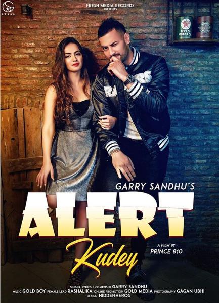 NEW RELEASE: GARRY SANDHU – ALERT KUDEY