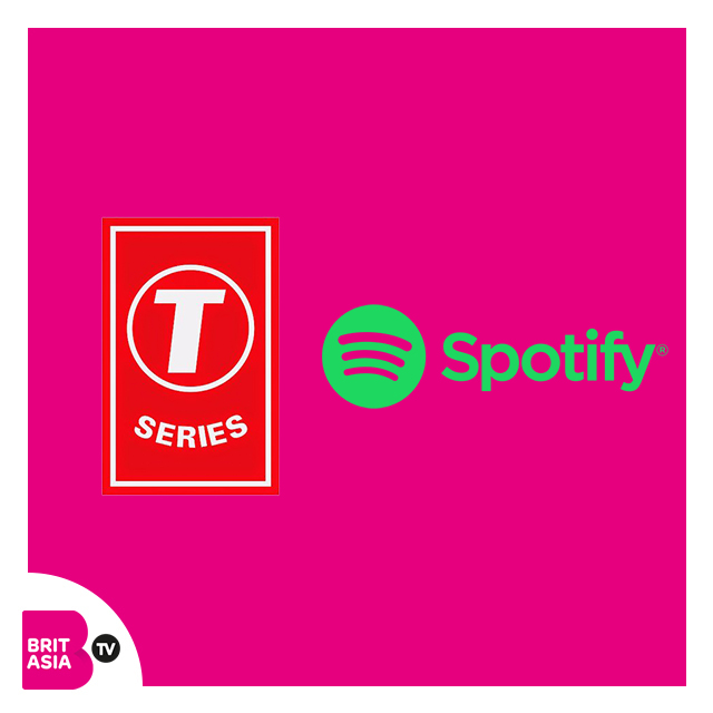 T SERIES CATALOGUE NOW AVAILABLE ON STREAMING SERVICE SPOTIFY