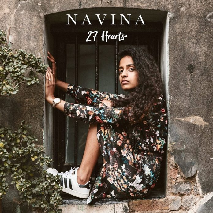 NEW RELEASE: NAVINA - 27 HEARTS