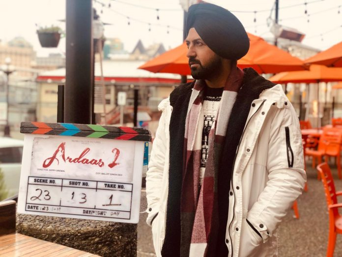GIPPY GREWAL ADDS ANOTHER MOVIE PROJECT TO HIS LIST