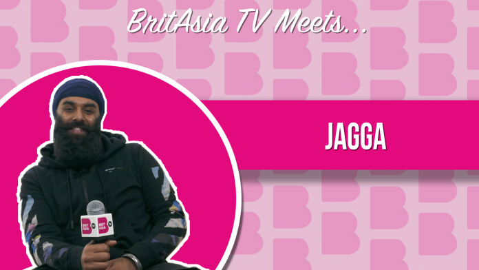 BRITASIA TV MEETS JAGGA