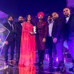Binnu Dhillon at Punjabi Film Awards 2019