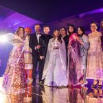 Mannat Noor at Punjabi Film Awards 2019