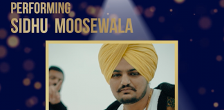 SIDHU MOOSEWALA TO PERFORM AT PUNJABI FILM AWARDS 2019