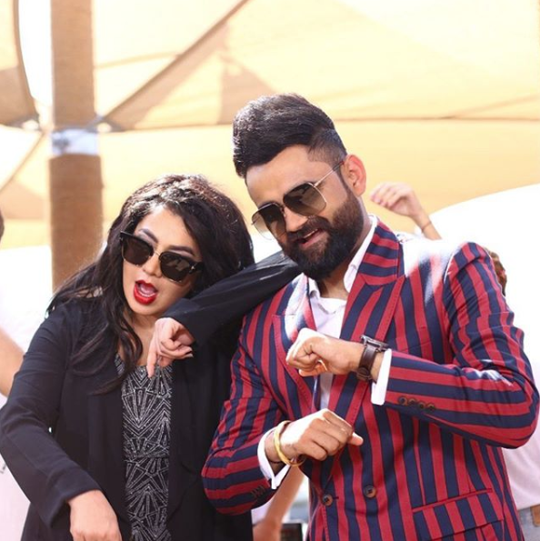 THE TEASER FOR 'MITHI MITHI' BY AMRIT MAAN AND JASMINE SANDLAS IS HERE!