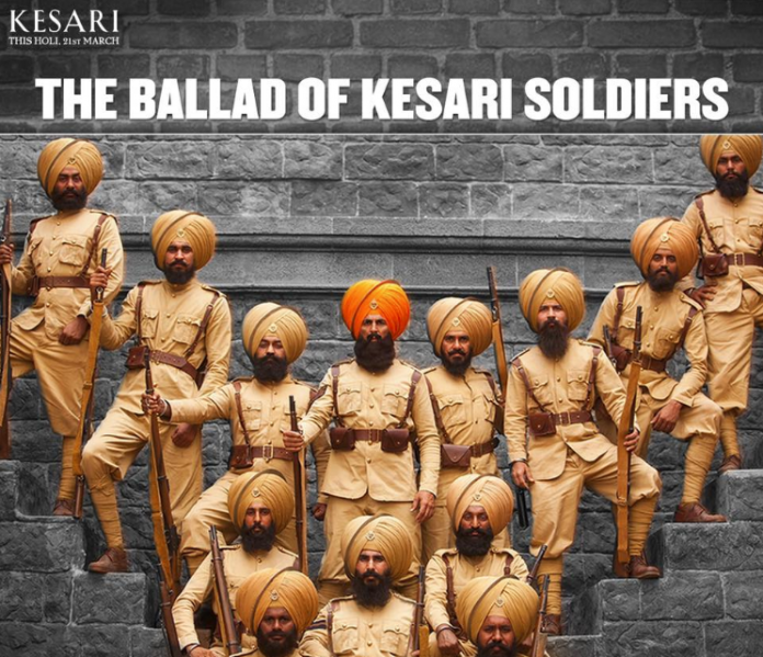 NEW RELEASE: TERI MITTI FROM THE UPCOMING MOVIE 'KESARI'