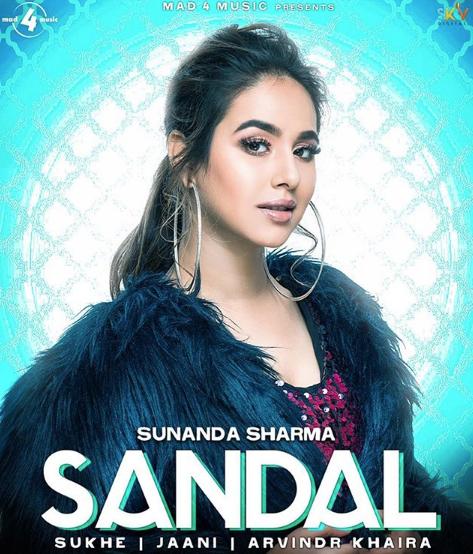 NEW RELEASE: SUNANDA SHARMA – SANDAL