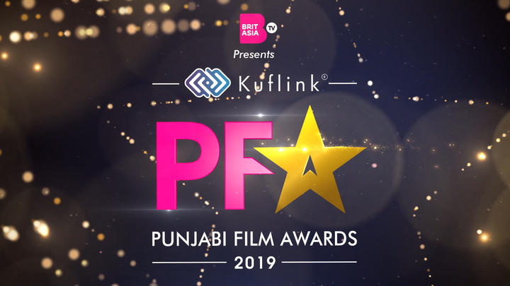 A NIGHT OF CELEBRATION AT THE PUNJABI FILM AWARDS 2019