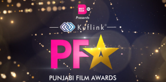BRITASIA TV BRINGS PUNJABI FILM AWARDS 2019 TO LONDON