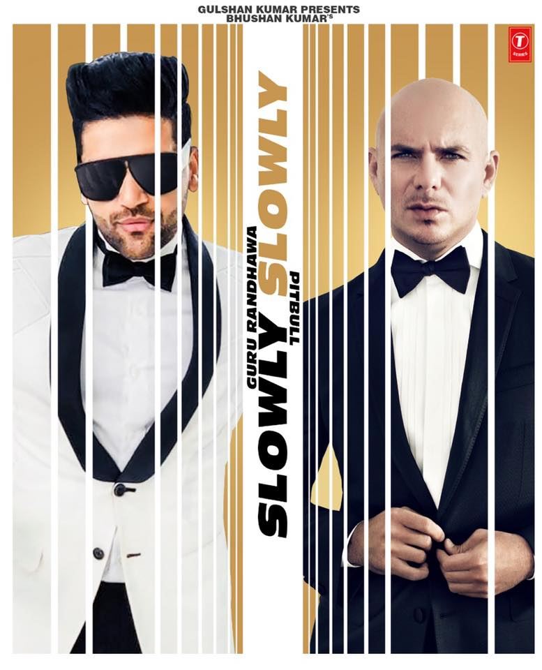 THE GURU RANDHAWA X PITBULL TRACK IS COMING OUT ON THIS DATE
