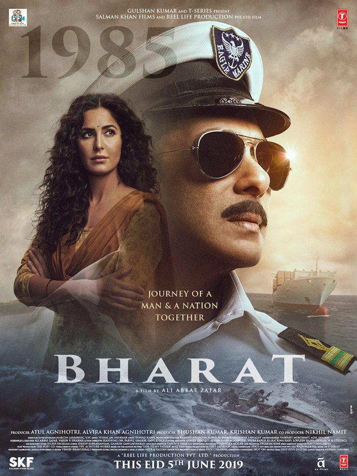 NEW RELEASE: SLOW MOTION SONG FROM THE UPCOMING MOVIE 'BHARAT'