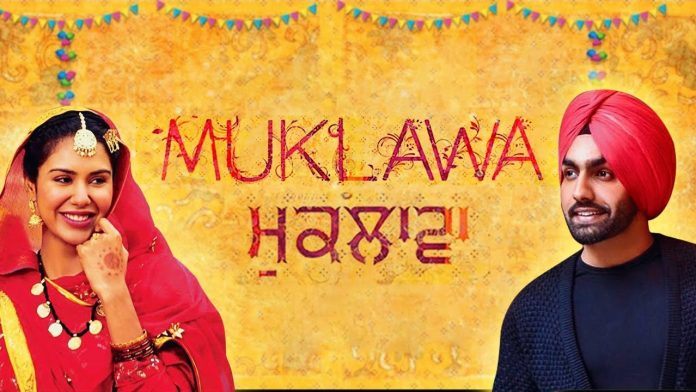 AMMY VIRK AND SONAM BAJWA SHARE FIRST LOOK OF 'MUKLAWA'