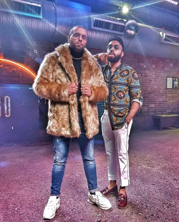 NEW RELEASE: H DHAMI FT. RAXSTAR – FALLING