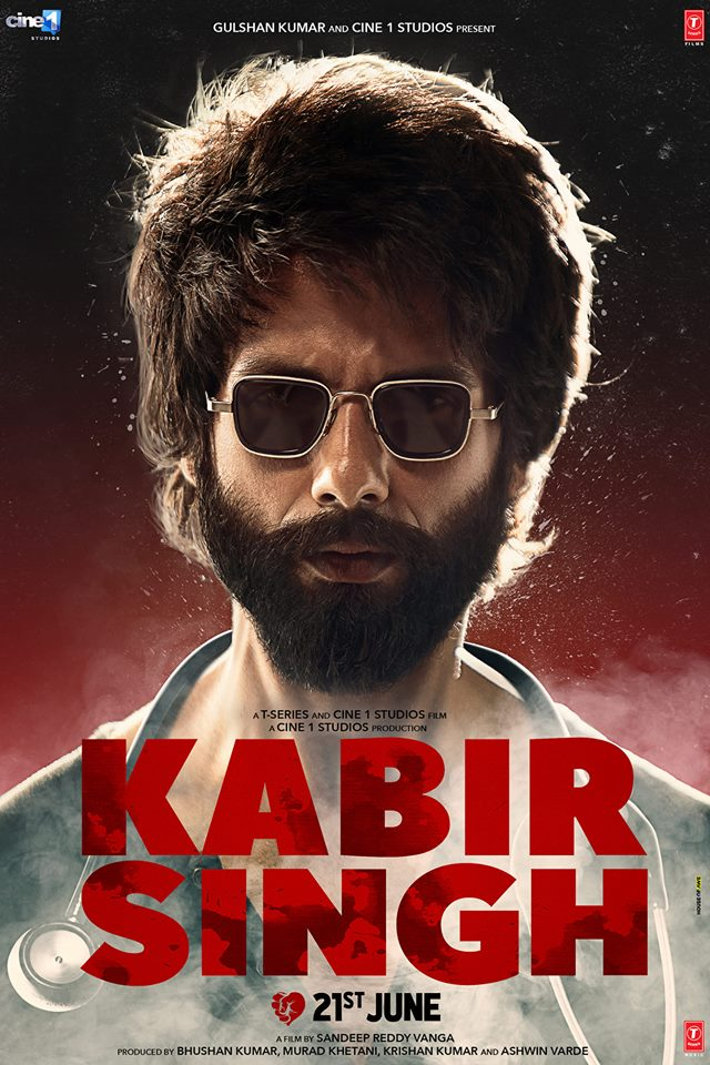 THE TRAILER FOR THE SHAHID KAPOOR STARRER 'KABIR SINGH' IS HERE