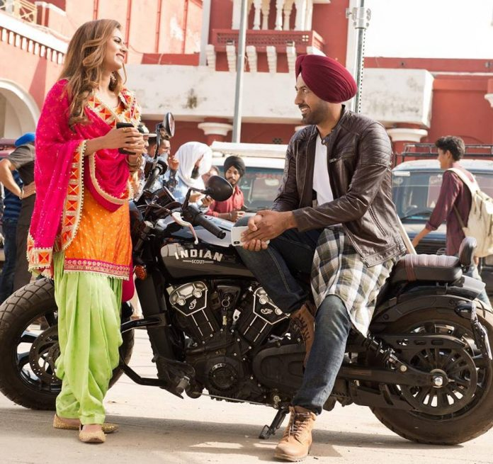 THE TRAILER FOR CHANDIGARH AMRITSAR CHANDIGARH IS HERE