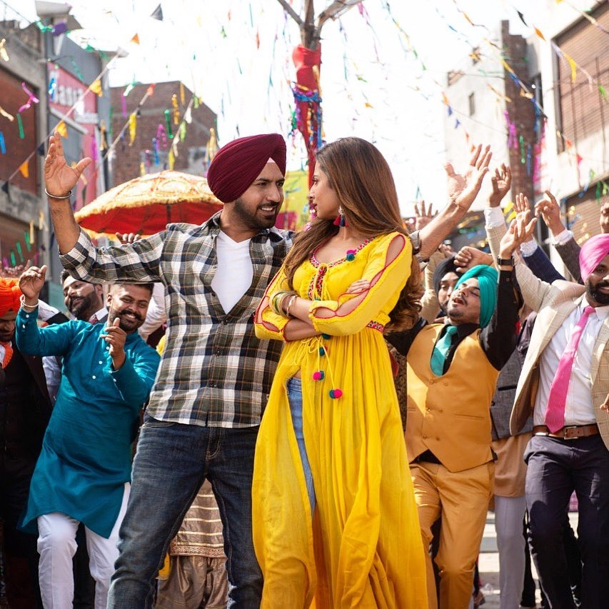 EW RELEASE: AJJ BILLO KATTHE NACHIYE FROM THE UPCOMING MOVIE 'CHANDIGARH AMRITSAR CHANDIGARH'