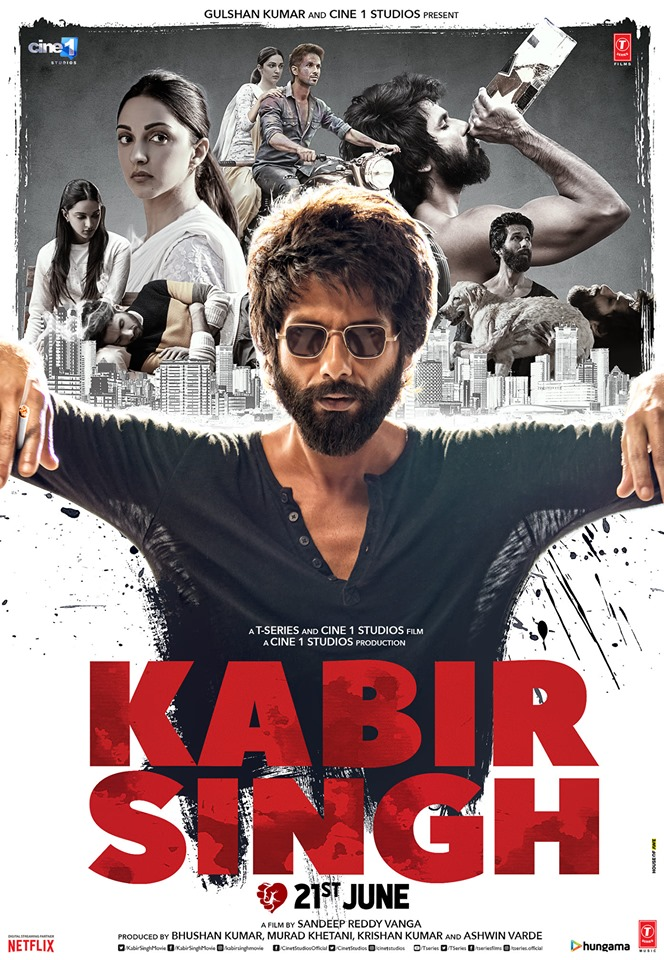 NEW RELEASE: BEKHAYALI FROM THE UPCOMING BOLLYWOOD MOVIE 'KABIR SINGH'