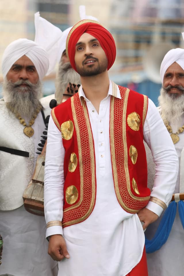 THE 'SHADAA' TITLE TRACK BY DILJIT DOSANJH IS HERE
