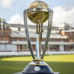 Cricket World Cup trophey