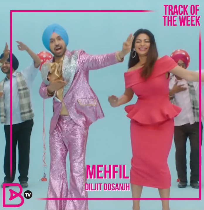 TRACK OF THE WEEK: MEHFLI FROM THE 'SHADAA' OST