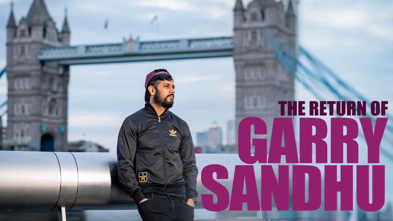 GARRY SANDHU RETURNS BACK TO THE UK