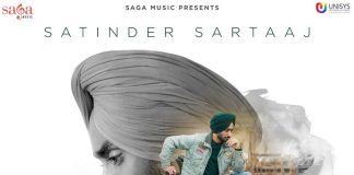 SATINDER SARTAAJ SET TO RELEASE NEW SINGLE